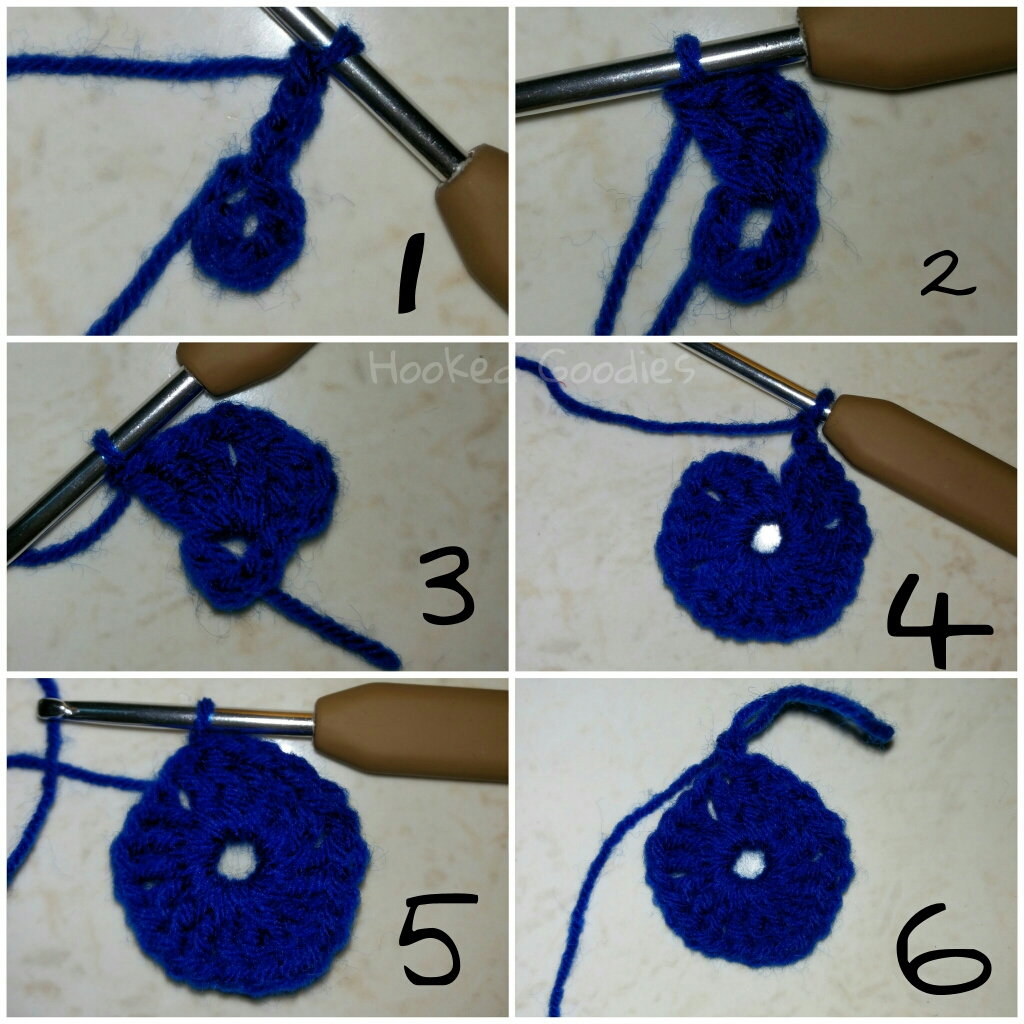 How to Crochet Granny Star in 30 Minutes