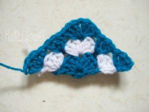 Half Granny Triangle