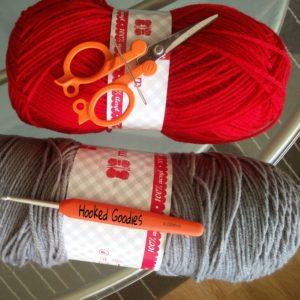Granny Rectangle (Supplies)