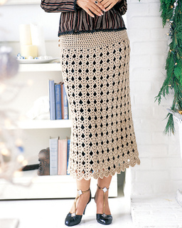 8 Crochet Skirts Free Pattern That Will Make You Go Wow