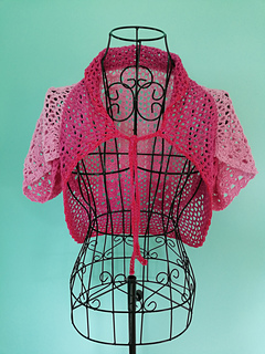 Free Crochet Patterns forCrochet Spring Shrug