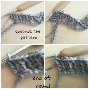 Granny Ripple Pattern-Round 1-Part 3