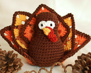 Thanksgiving Turkey Amigurumi-Crochet Turkey Patterns
