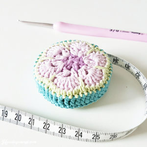 Creative Crochet Ideas-Measure tape