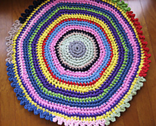 Crochet Rug T Shirt Yarn
