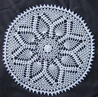 Free Crochet Round Tablecloth Patterns Elegant Free Pattern Diy How