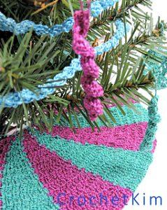 Christmas Tree Skirt Pattern