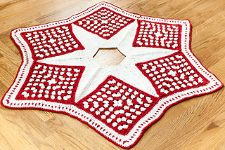 christmas tree skirt pattern - Christmas Tree Skirt Patterns
