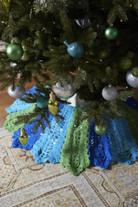 Christmas Tree Skirt Patterns
