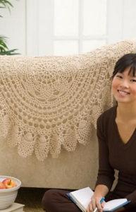 Pineapple Crochet Tablecloth Patterns
