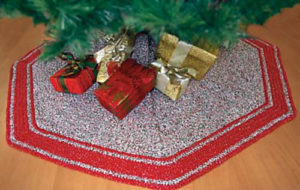 Christmas Tree Skirt Pattern