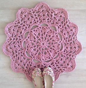 Crochet Rug T Shirt Yarn