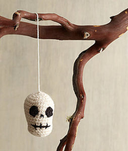 Free Easy Crochet Patterns for Halloween Ornaments