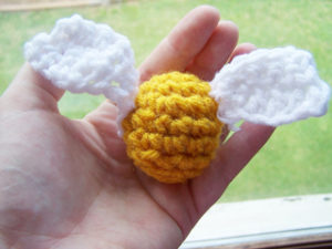 Free Crochet Patterns Harry Potter Golden Snitch