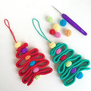 Last Minute Free Crochet Christmas Ideas