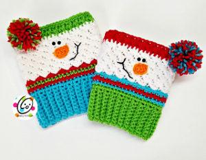 Last Minute Free Crochet Christmas Ideas