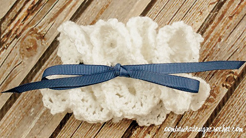 18 Free Crochet Patterns For Wedding Garter Bridal Garter
