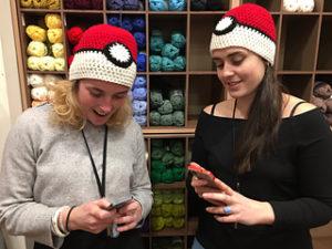 Pokemon Inspired Free Crochet Patterns for Pokeball Hats