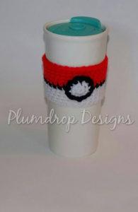 Free Crochet Patterns for Pokemon Mug Cozy & Cup Cozy