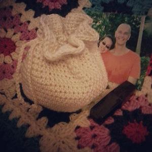Free Crochet Patterns for a Drawstring Wedding Bag