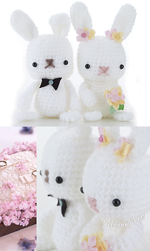 12 Free Crochet Patterns For Bride And Groom Wedding Couple Dolls