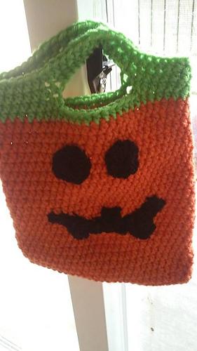 23 Halloween Trick Or Treat Bags Free Crochet Patterns