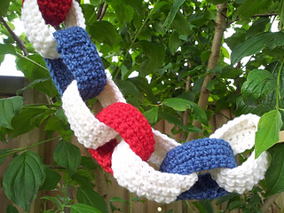 9 Free Crochet Patterns For Making 4th Of July Banner Bunting