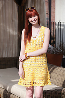 166f073522 A must try since it is one of the best and citest beach cover ups we have  seen. Free Crochet Patterns ...