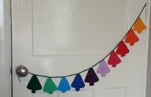 Free Crochet Patterns Christmas Lights - Christmas Banner