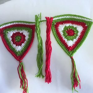 Free Crochet Patterns for Other Christmas Banner