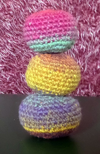 15 Hacky Sack Or Footbag Free Crochet Patterns Your Teens Would Love