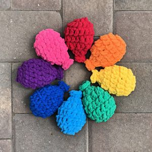 Crochet Water Balloons Free Crochet Patterns