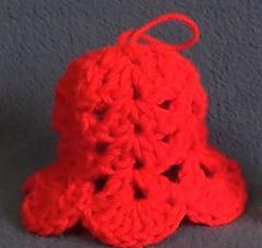 Christmas Bells Free Crochet Patterns