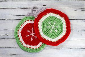 Free Crochet Patterns for Christmas Pot Holders