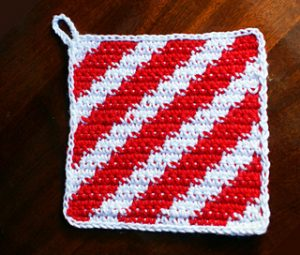 Free Crochet Patterns for Christmas Pot Holders