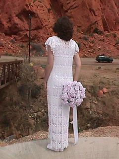 Free Crochet Patterns for a Wedding Dress