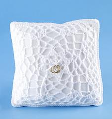 Free Crochet Patterns for Ring Bearer Pillow