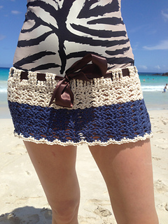 Crochet Summer Shorts Free Crochet Patterns