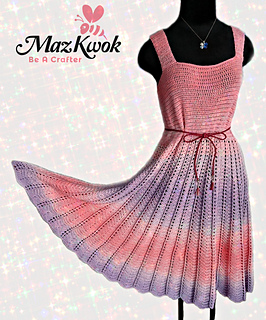 Crochet Summer Dress Free Crochet Patterns