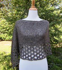 Free Crochet Patterns for Crochet Summer Poncho