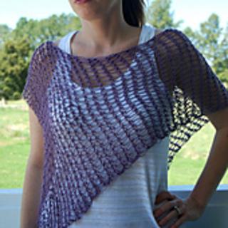 Free Crochet Patterns for Crochet Summer Poncho