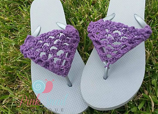 Crochet Flip Flops Free Crochet Patterns for Summer