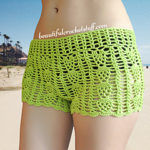 Crochet Summer Shorts Free Crochet Patterns