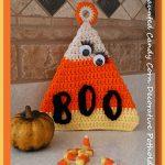 Free Crochet Patterns for Halloween Potholders