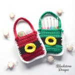 Free Crochet Patterns for Christmas Treat Bags