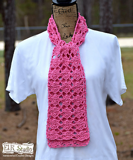 Free Spring Crochet Scarf Patterns