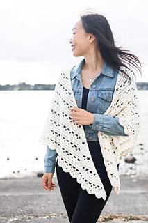 Spring Wrap Free Crochet Patterns