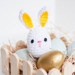 Free Crochet Patterns for Easter Rattles
