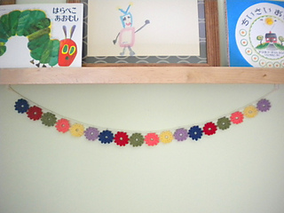 Free Spring Crochet Bunting, Garland & Banner Patterns