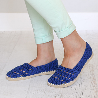 Crochet Slip-Ons Free Crochet Patterns